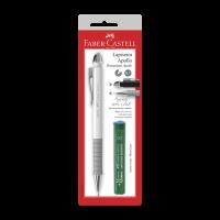 Lapiseira Faber-Castell Apollo Mix 0.7mm Ctl c/ 1 Unid + 1 Tubo Grafite (24 Ctl/cada) - SM/07LA