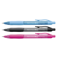 Lapiseira Faber-Castell Poly 0.9mm Mix (12 Unid/cada) - LP09POLY