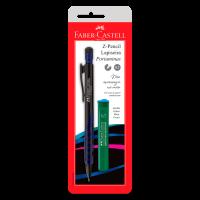 Lapiseira Faber-Castell ZPencil 0.7mm Ctl c/ 1 Unid (24 Ctl/cada) - SM/07ZPMIX