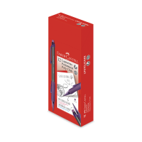 Lapiseira Poly Click 0.7mm Roxa (12 Unid/cada) - LP07CLICKRX