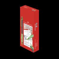 Lapiseira Poly Click 0.7mm Verde (12 Unid/cada) - LP07CLICKV